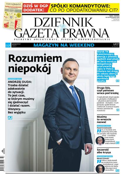 23 października 20 (nr 208)_cover