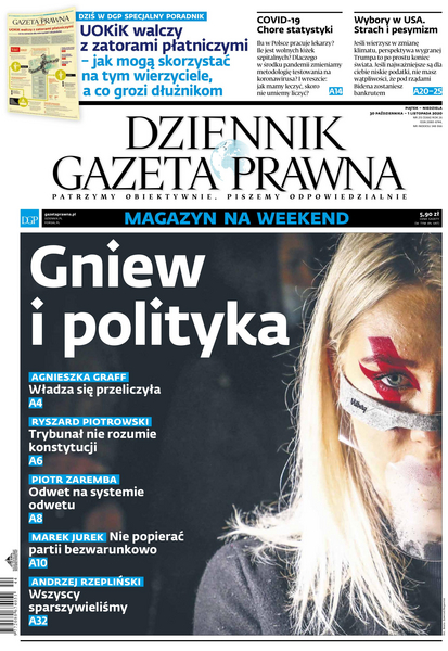 30 października 20 (nr 213)_cover