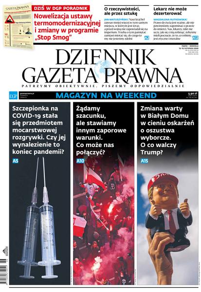 13 listopada 20 (nr 222)_cover