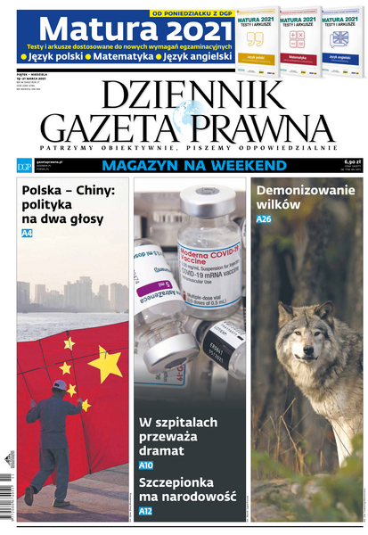 19 marca 21 (nr 54)_cover