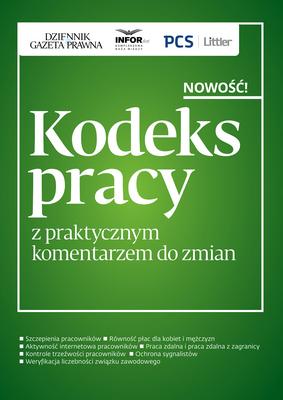Kodeks pracy_cover